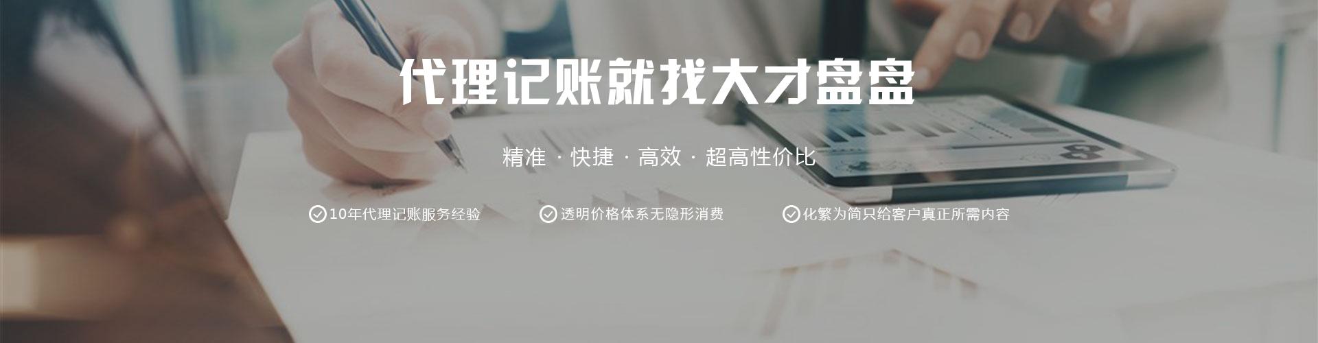 南京大才盘盘会计服务